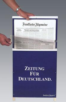 Verlag Produkte Aufsteller
